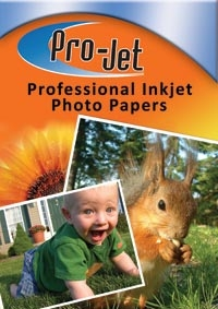 ProJet 210gsm Gloss A4 Paper 20 Sheets